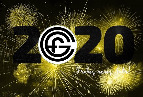 Der FC Glarus wünscht allen ein frohes neues Jahr (kleiner Ausblick auf das Jahr 2020)