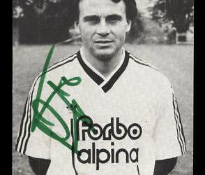 Wolfgang Frank – Trainer-Legende des FC Glarus