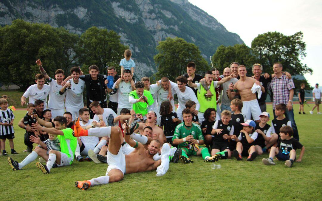 FC Glarus Teams im Einsatz – Sa. 08.02.2020 / So. 09.02.2020