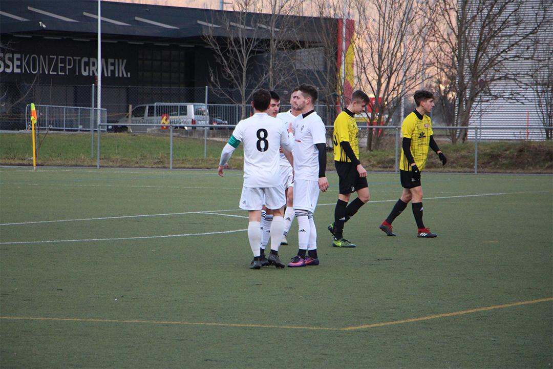 1. Mannschaft - Testspiel - FC Linth04 II vs FCG