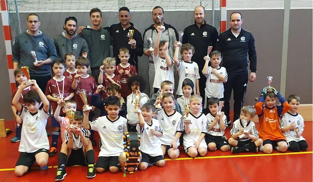 FC Glarus – Junioren-Training