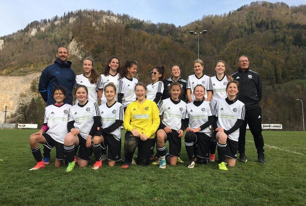 Delia Cescato – ehemalige FC Glarus Juniorin nun NLB-Spielerin