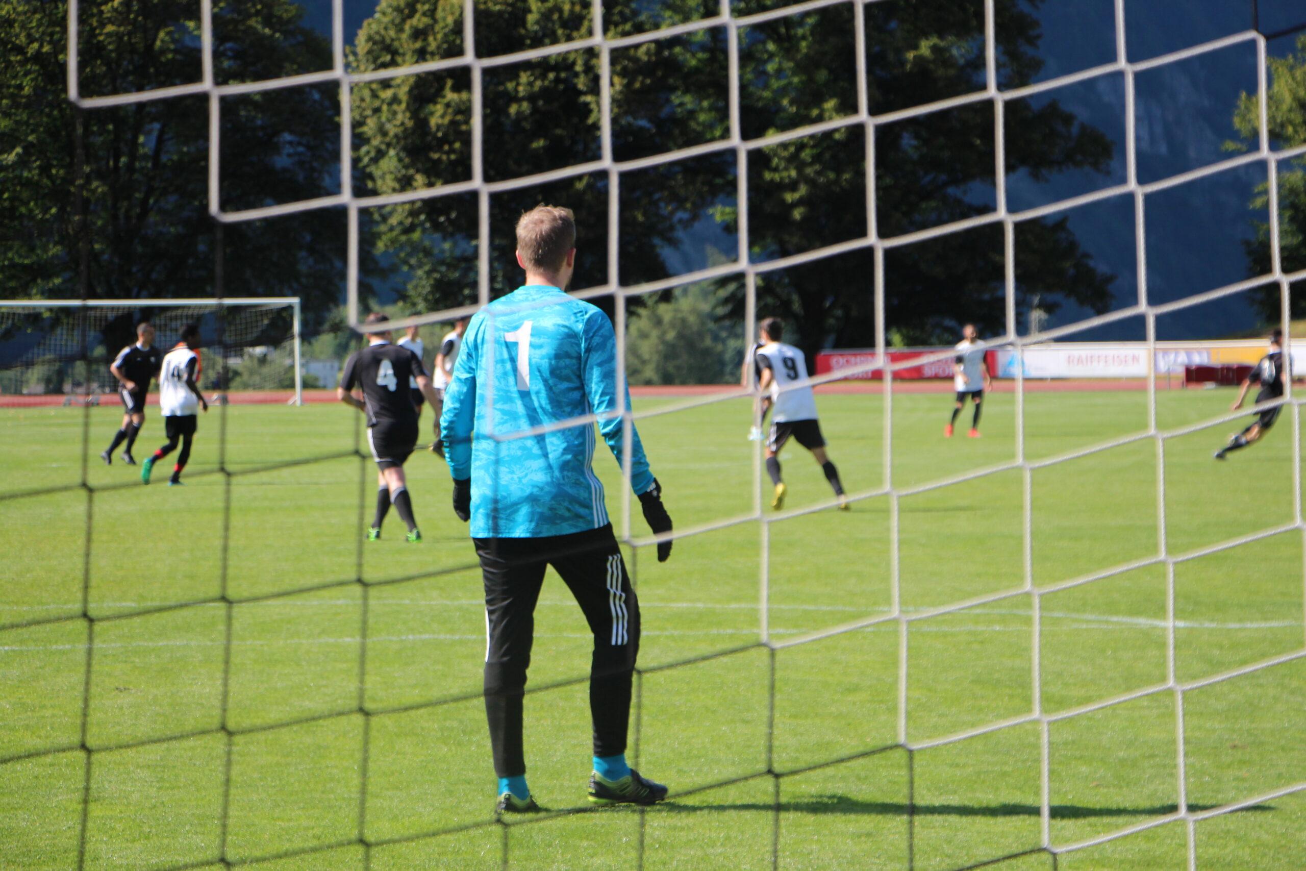 2. Mannschaft - Testspiel - FCG vs FC Lachen/Altendorf III