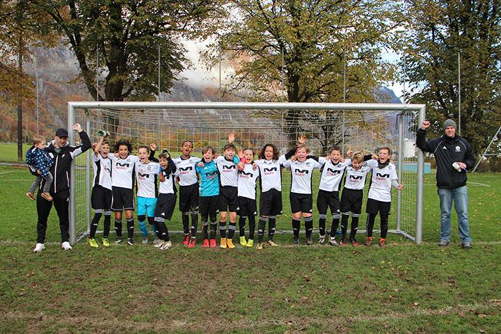 D-Junioren - FCG vs FC Zuzwil