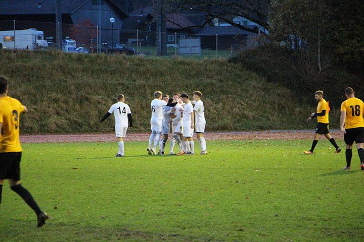 1. Mannschaft - FCG vs FC Tobel-Affeltrangen
