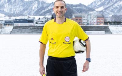 FC Glarus Schiedsrichter Dr. iur. Markus Heer kandidiert für den Regierungsrat