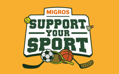 Migros – support your sport