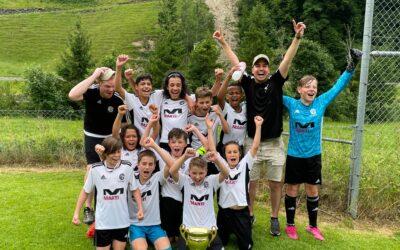 Glarner-Cup: FC Glarus gewinnt vier der fünf Turniere