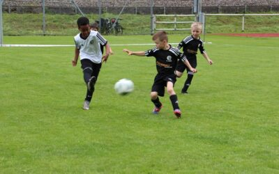Fuchsbau Architekten AG sponsern F-Junioren Trikot