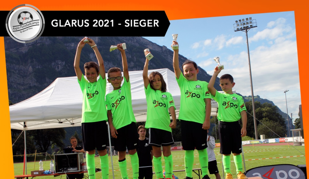 Fussball-Camp 2021 in Glarus