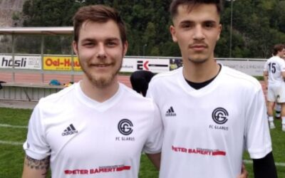 Erfolgreiches Wochenende für den FC Glarus
