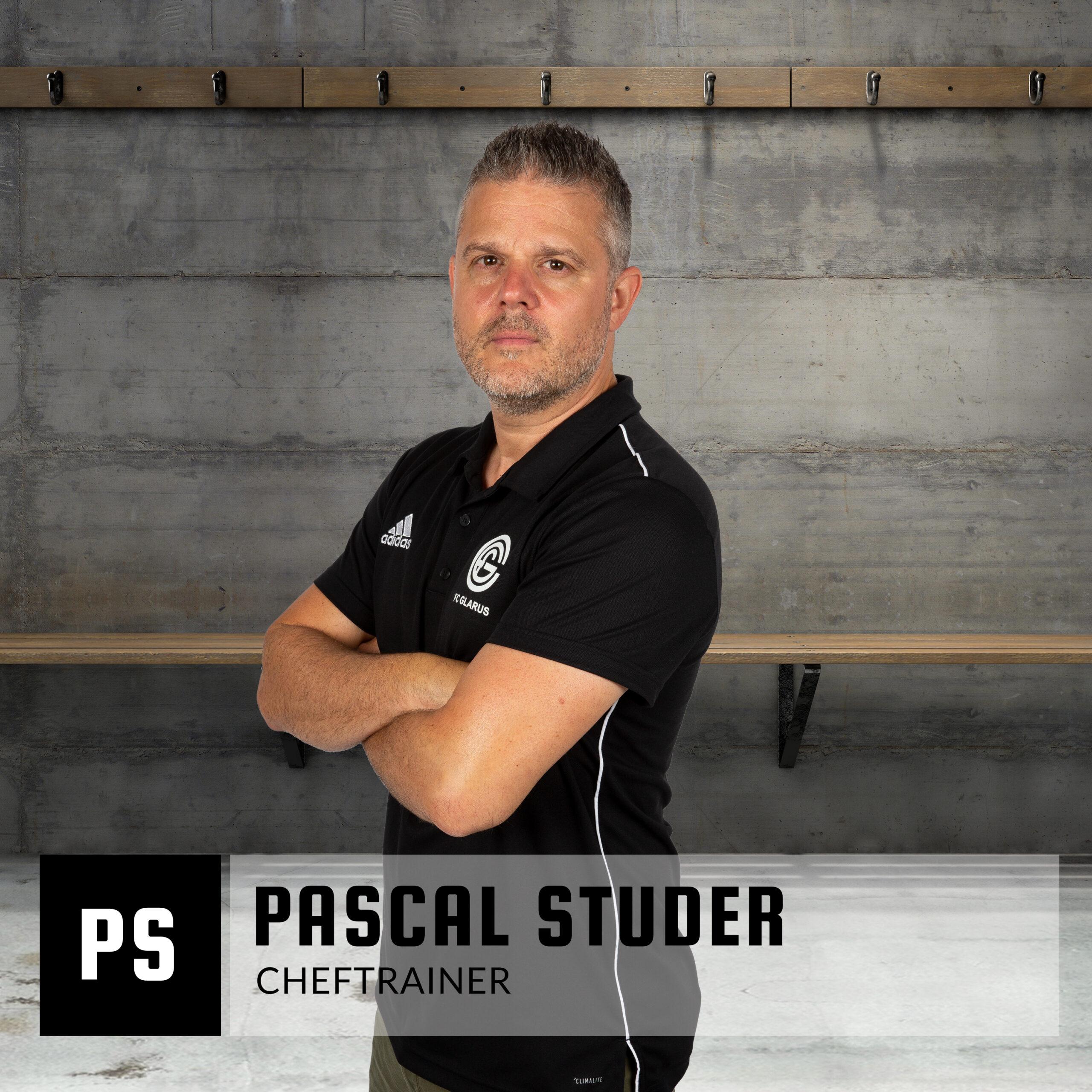Pascal Studer