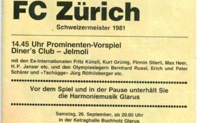 History: Spiel des Jahrzehnts gegen den FC Zürich