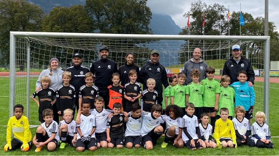 F-Junioren Herbst-Saison 2021